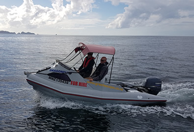 Powerboat Hire