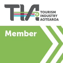 Member of Tourism Industry Aotearoa
