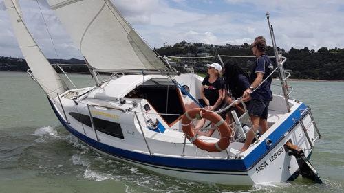Competent Cruising Crew